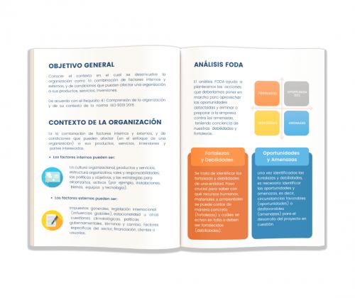 Introducción Guía para realizar un adecuado Análisis de Contexto de la Organización de acuerdo a ISO 9001 1 - Guía para realizar un adecuado Análisis de Contexto de la Organización de acuerdo a ISO 9001